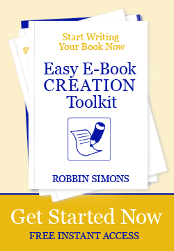Easy ebook creation