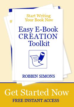 Easy ebook creation